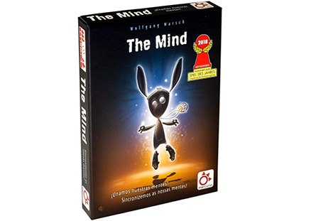 Juego The Mind ¿Tendréis suficientes poderes mentales?